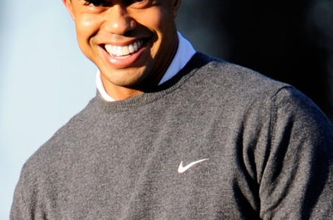Tiger Back On The Golf Course