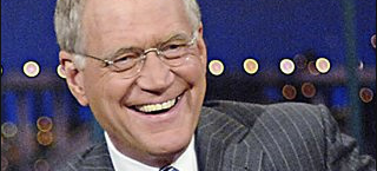 David Letterman iPad Top 10