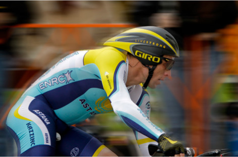 AMGEN Tour of California – A Stage One Crash