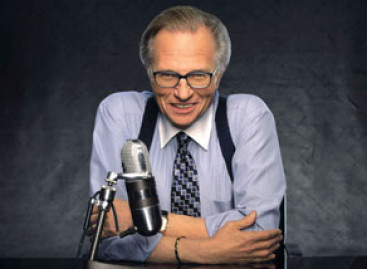 Larry King Ending His Nightly Show