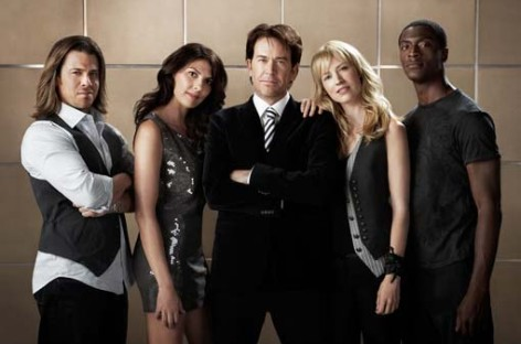 Leverage – TV Show and Contest