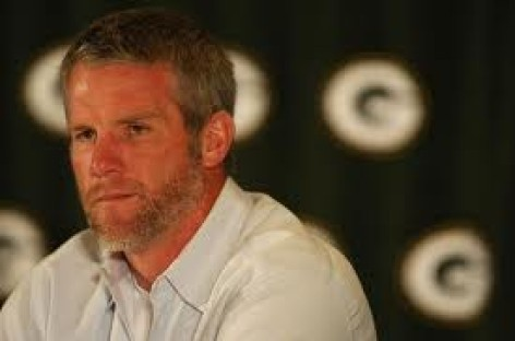 Favre Hanging Up The Cleats