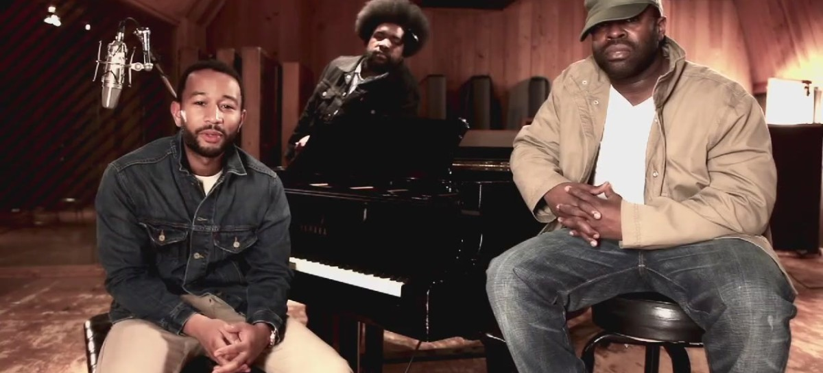 Pre-Order Wake Up! From John Legend and The Roots