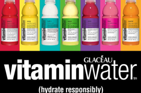Vitamin Water: Time To Collect