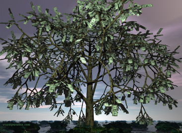 The Money Tree: A Social Experiment