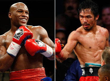 Floyd Mayweather On Manny Pacquiao