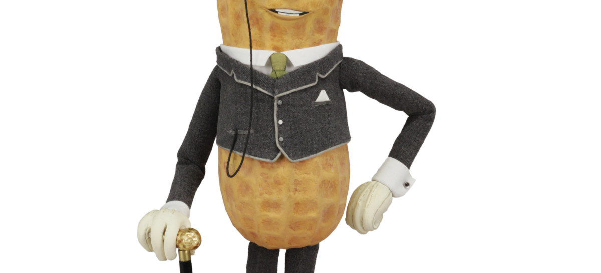 Mr. Peanut Speaks for the First Time in 94 Years