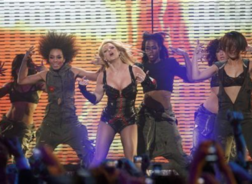 "Time for another tearful ""Leave Britney Alone"" proclamation?"