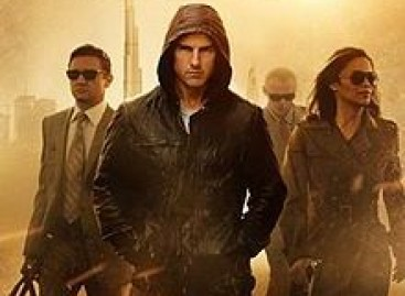Night at the Movies with Eric – Mission Impossible – Ghost Protocol