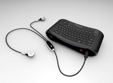 Cideko Air Keyboard Chatting AK05 Review