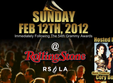 LIVE with Eric – Red Carpet Event to Honor the Nominees 2012 Grammy Awards
