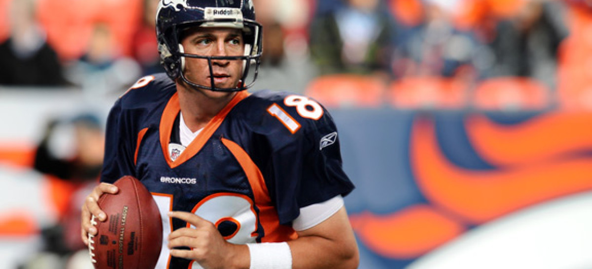 Peyton Manning: Why did he choose the Denver Broncos?