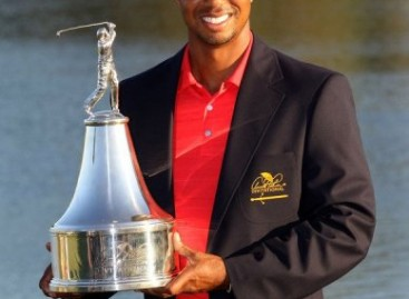 Tiger Woods ends long drought