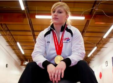 Olympic Profile: Kayla Harrison