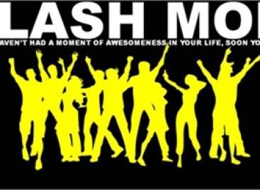 Flash Mob Graduation