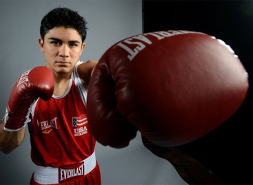 Olympic Profile: Joseph Diaz, Jr.
