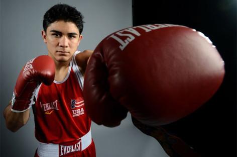 Olympic Profile: Joseph Diaz, Jr.