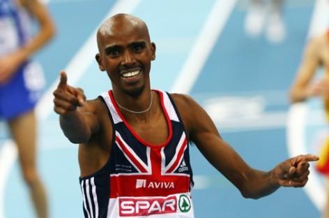 Farah to focus on 10,000m at London Olympics