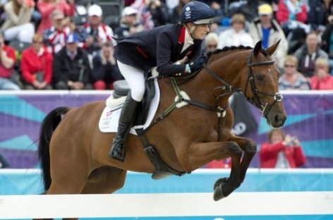 Royal silver for Team GB in eventing