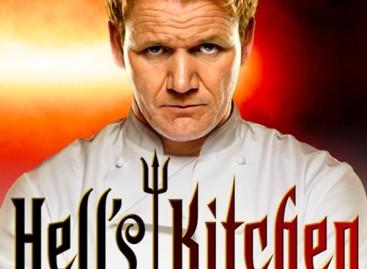 Winner of Hell's Kitchen Christina Wilson Interviewed at Gordon Ramsay Steak Las Vegas
