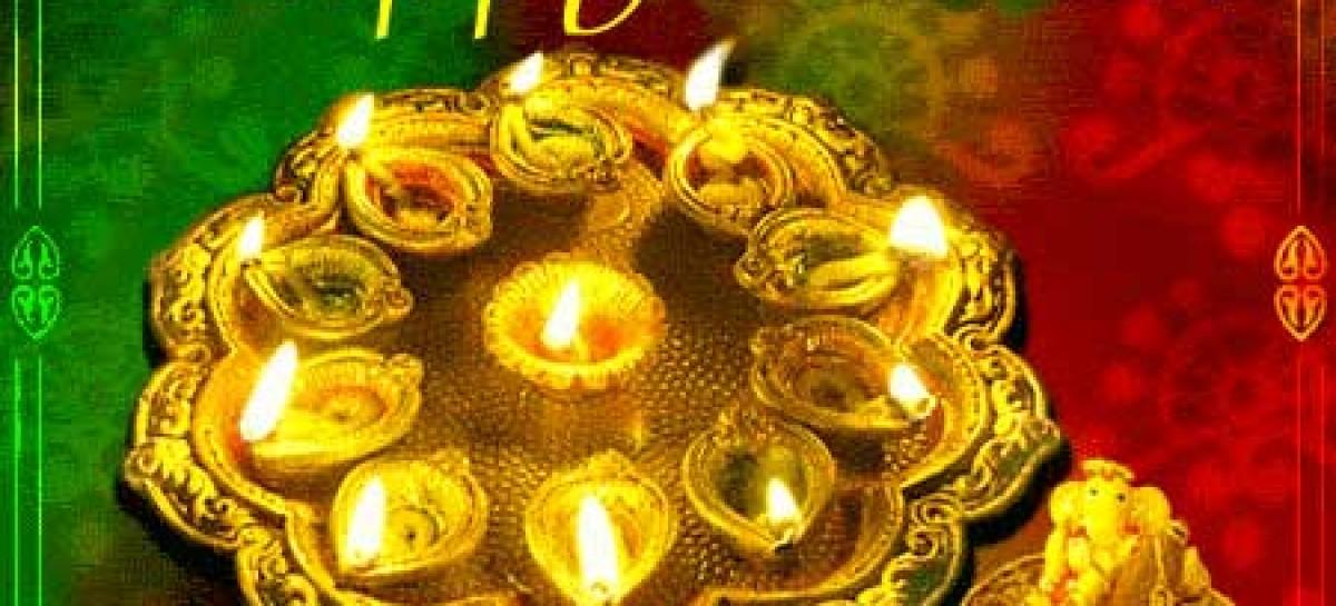 Happy Diwali via President Barack Obama