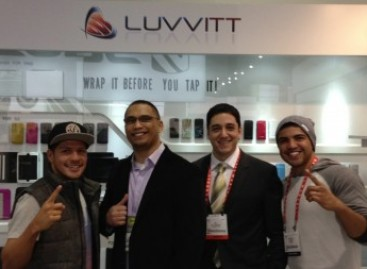 Interview with LUVVITT Founder Eli Altaras @ International CES 2013