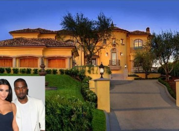 Top 5 Most Searched For Celebrity Homes