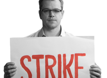 Celebrities Join Strikewithme.org For Clean Water