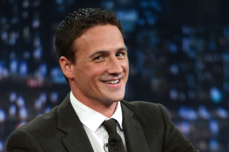 Ryan Lochte – Probably NOT as Sharp Out of the Water