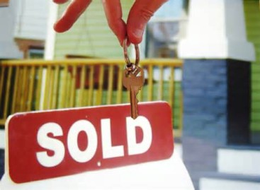 After a Burst Bubble, Home Sales Hit 5-Year High