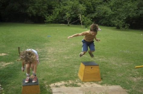 Inspire Your Kids To Stay Active With A Fun Backyard