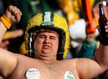 5 Hilarious Football Fan Mugshots