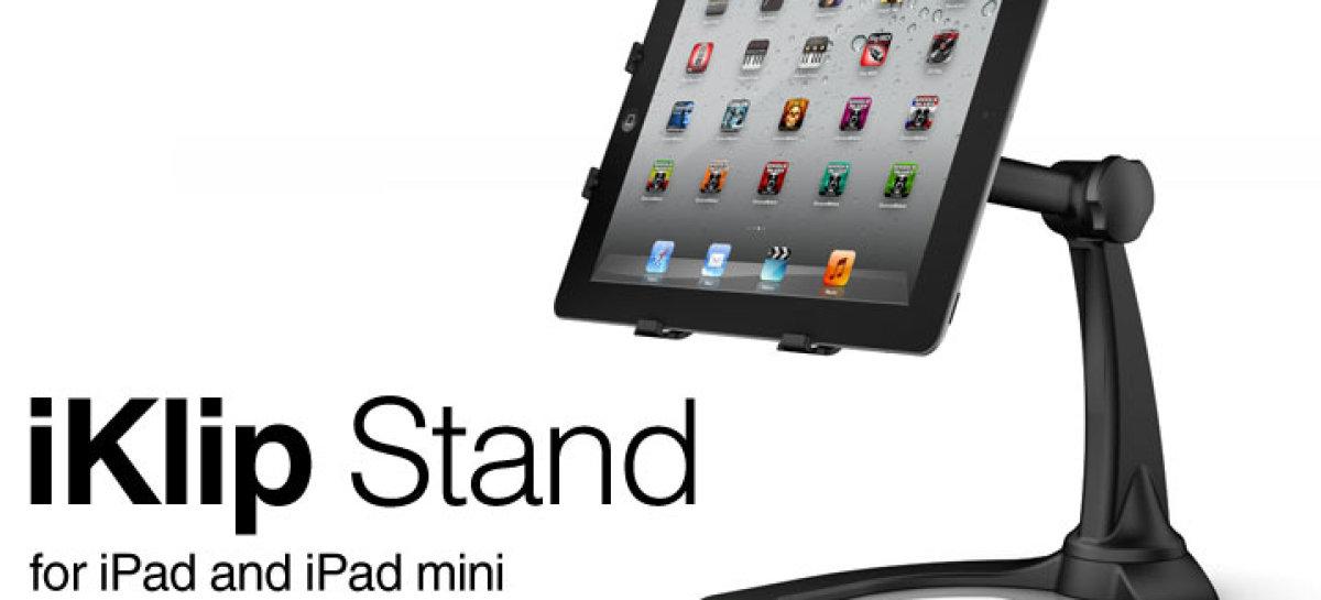 Hands On: iKlip Stand for iPad and iPad mini