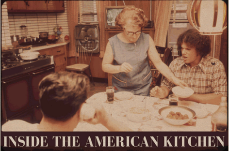 Inside the American Kitchen [Infographic]
