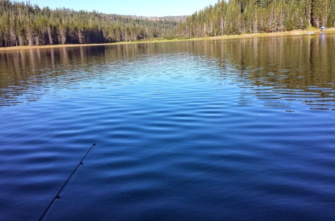 10 Most Popular Lakes for Fall Fishing 2013