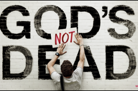 God's Not Dead [OFFICIAL TRAILER]