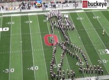 OSU Marching Band Michael Jackson Tribute