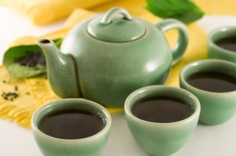 It's True: a Man Was Arrested for Drinking Tea Suspiciously