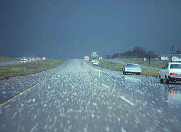3 of The Worst Hail Storms in History