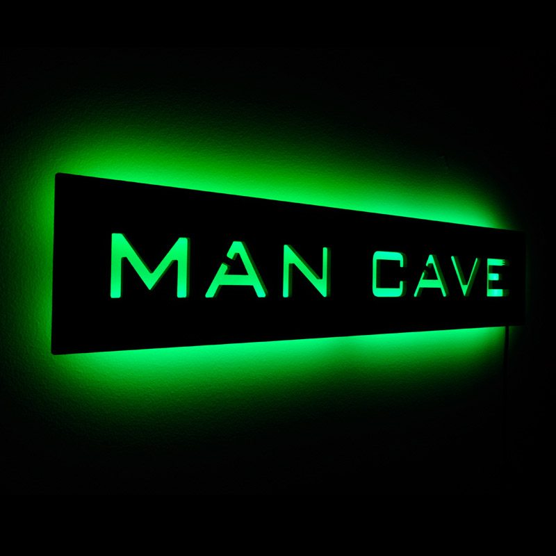 Man Cave Signs Images : Essential devices for the ultimate man cave