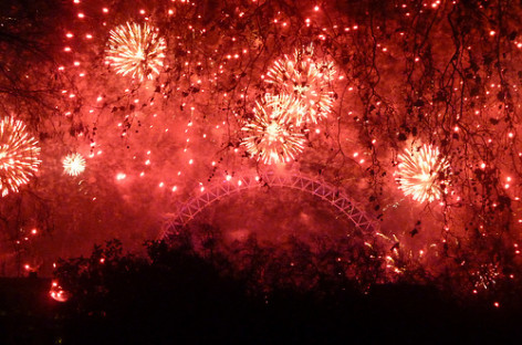 Welcoming In The New Year: What Not To Miss In London