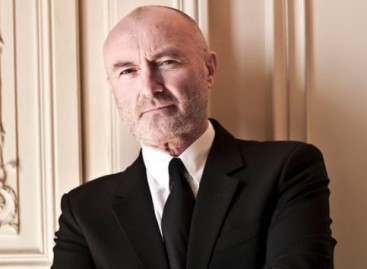 Phil Collins Performs With Son's Middle School Band