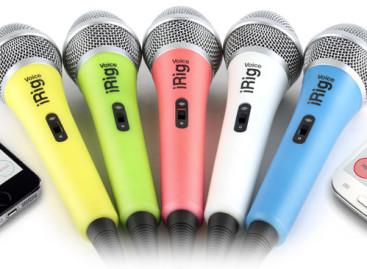 IK Multimedia Launches iRig Voice