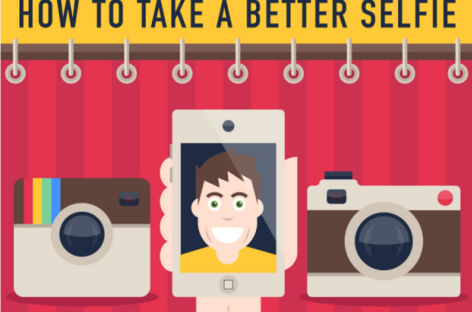 Pro Tips For Selfies [Infographic]