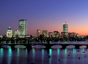 Boston's Top Movers And Shakers [Infographic]