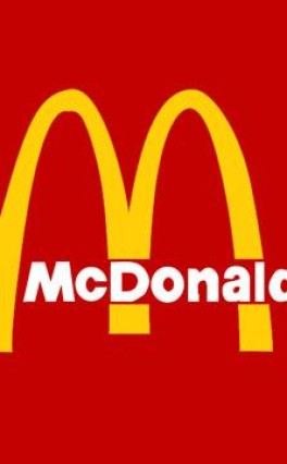Go To McDonald's – Pay With Lovin'