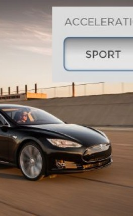 "Tesla P85D – ""Insane Mode"""