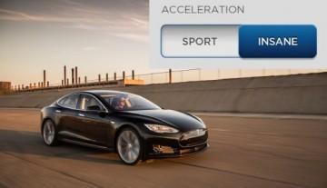 "Tesla P85D – ""Insane Mode"""