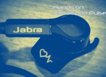 Hands On: Jabra Sport Pulse – AWESOME