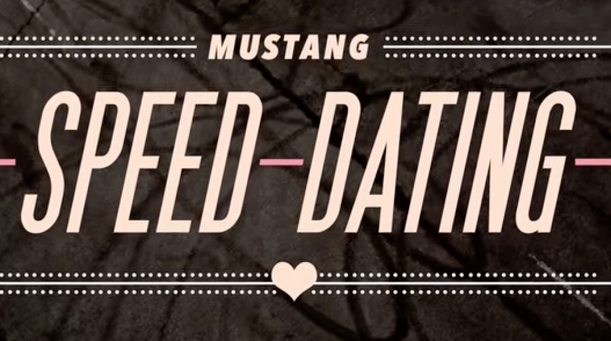 Speed Dating – Ford Style